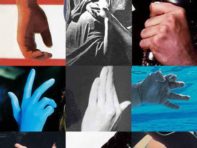 Album cover hands