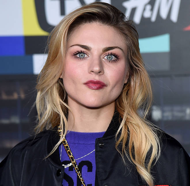 Frances Bean Cobain was one and a half years old when her father died