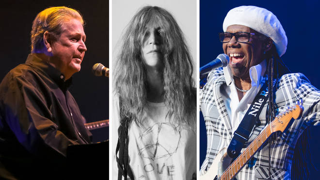 Brian Wilson, Patti Smith and Nile Rodgers are part of The Royal Albert Hall 150 celebrations