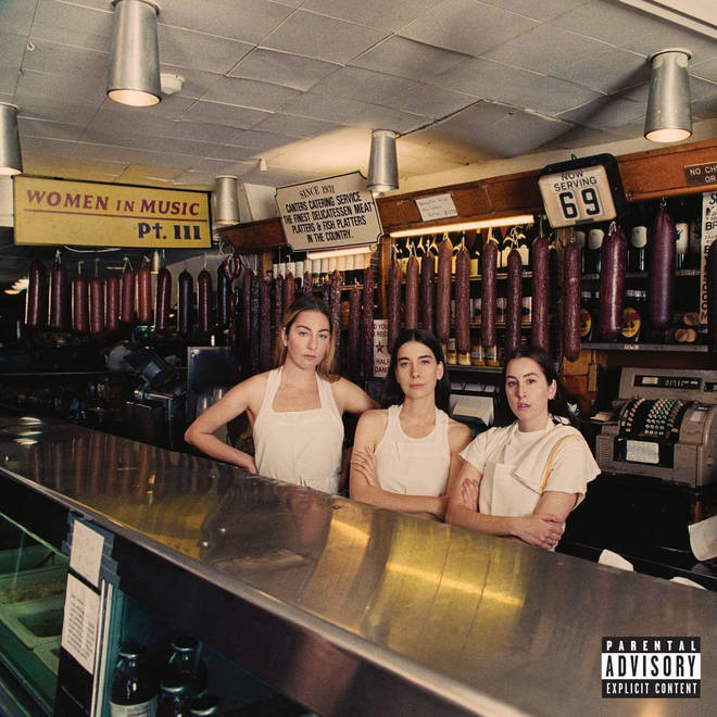 Haim - Women In Music Pt III