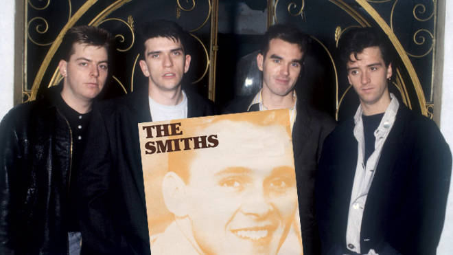 The Smths in 1987: Andy Rourke, Mike Joyce, Morrissey and Johnny Marr