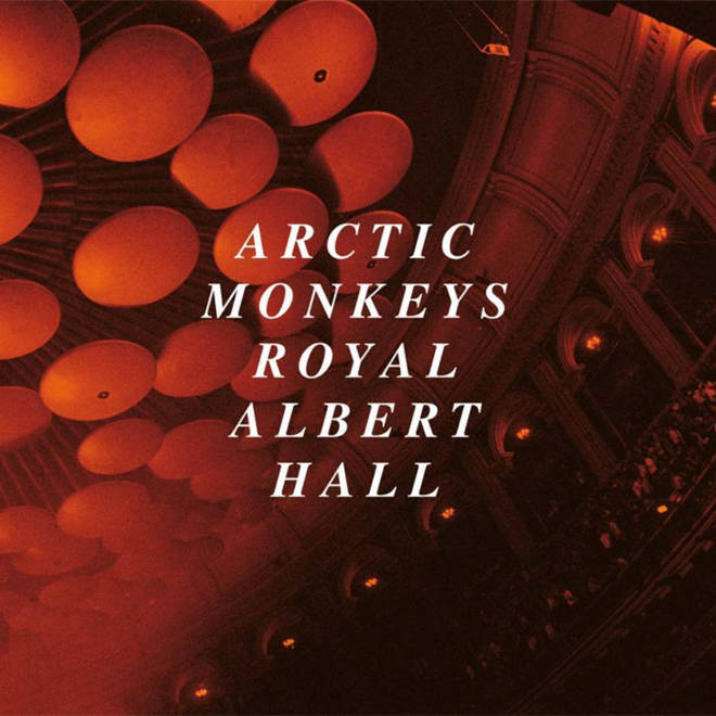 Arctic Monkeys - Royal Albert Hall album cover