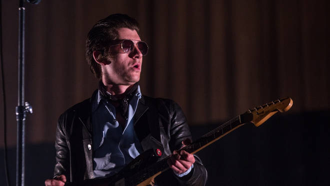 Arctic Monkey's Alex Turner plays Lollapalooza Buenos Aires 2019 - Day 2