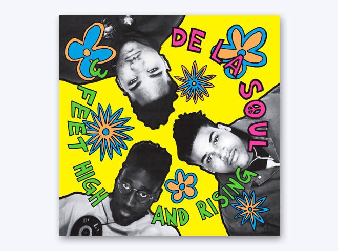 De La Soul - Three Feet High And Rising