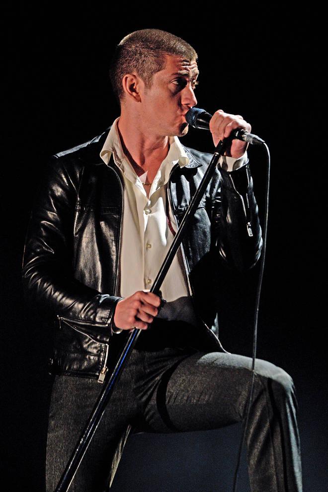 Alex Turner of Arctic Monkeys plays Sziget Festival 2018