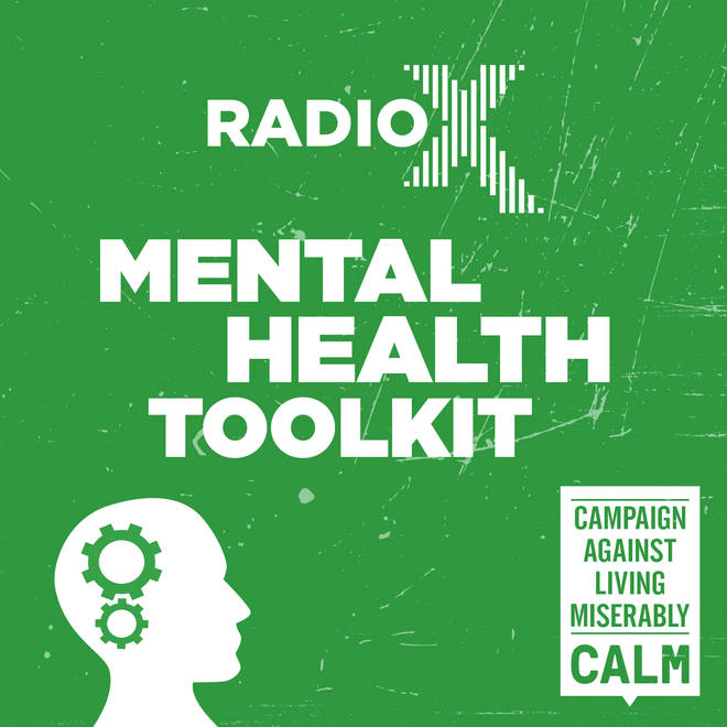 The Radio X Mental Health Tool Kit with the Campaign Against Living Miserably
