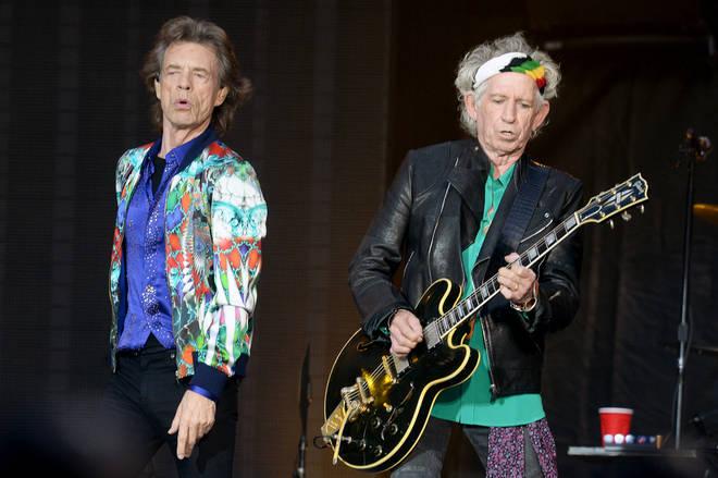 The Rolling Stones perform at Twickenham Stadium, 2018