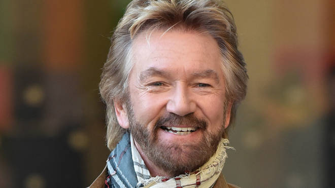 Noel Edmonds in 2019
