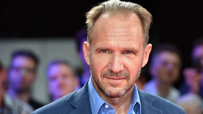 Ralph Fiennes In July 2019
