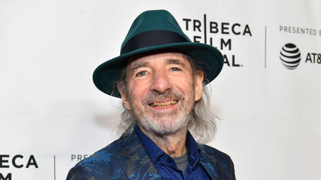 "Harry Shearer attends the ""This Is Spinal Tap"" 35th Anniversary during the 2019 Tribeca Film Festival at the Beacon Theatre on April 27, 2019"