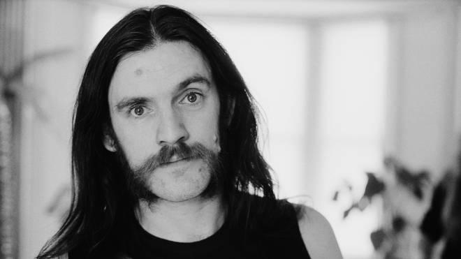 "Ian ""Lemmy"" Kilmister of Motorhead"