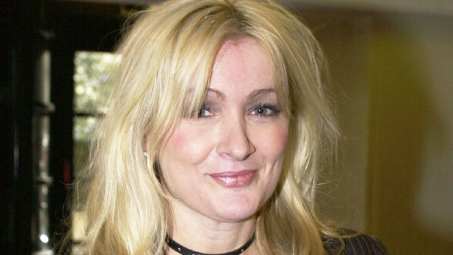 Caroline Aherne, pictured in 2001
