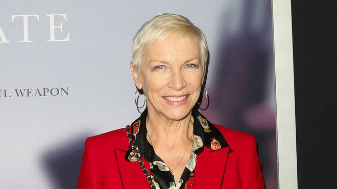 Annie Lennox in October 2018