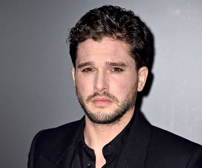 Kit Harington in February 2020