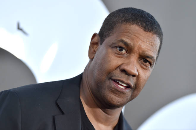 Denzel Washington attends the premiere of The Equalizer 2 in 2018