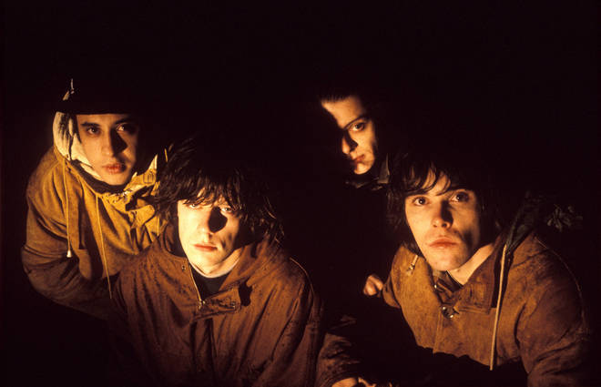 """The Stone Roses in 1992. But which of their tracks is the most """"skippable""""?"""