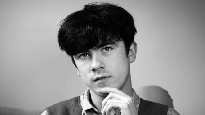 Declan McKenna in February 1998
