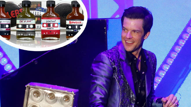 The Killers' Brandon Flowers and their hot sauce range