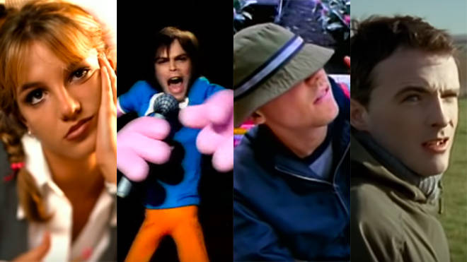 The stars off 1999: Britney Spears, Supergrass, New Radicals and Travis