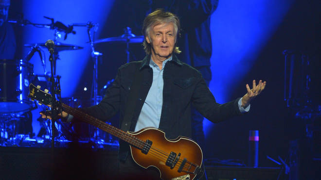 Paul McCartney Performs At The O2 Arena in 2018