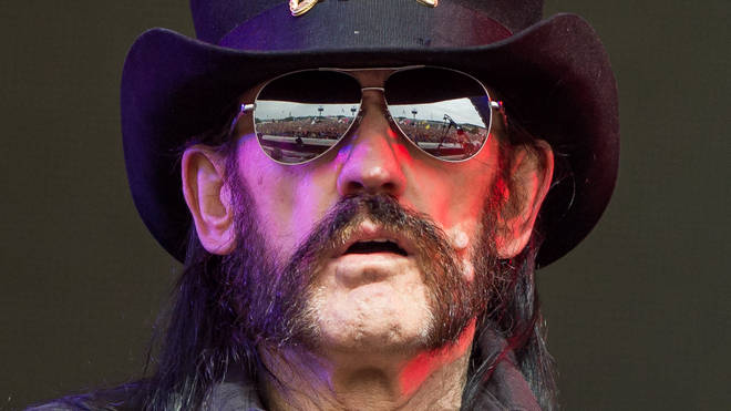 Motorhead played Glastonbury Festival for the only time in 2015
