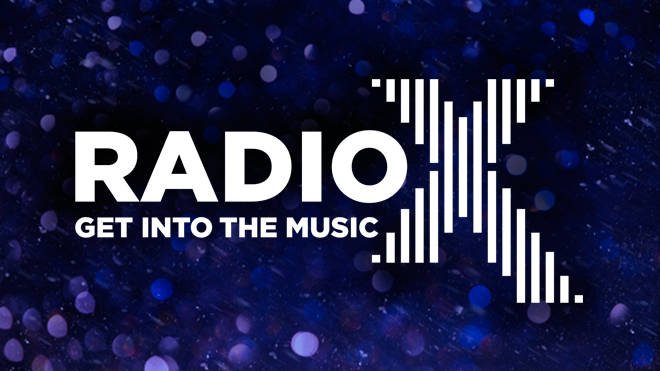 Radio X logo