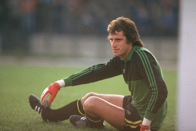 Ray Clemence 1948-2020