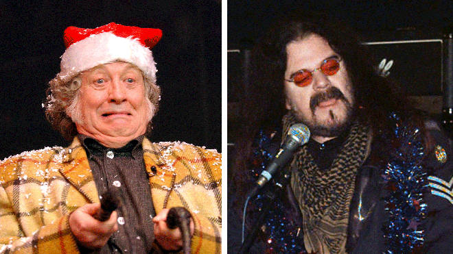 Slade's Noddy Holder and Wizzard's Roy Wood