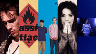 Just some of the classic debut albums released in the 1990s