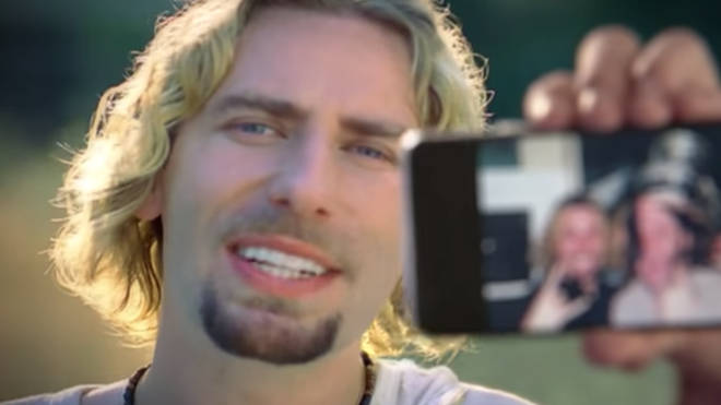 Nickleback's Chad Kroeger parodies Photograph video in new Google ad