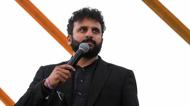 Nish Kumar at Latitude Festival 2019