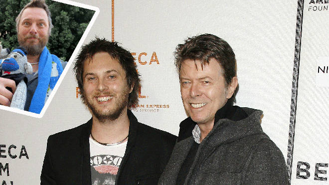 David Bowie's son Duncan Jones finds icon's scarf from his introduction to The Snowman