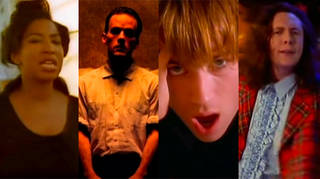 Which of these artists from 1991 sang these lines?