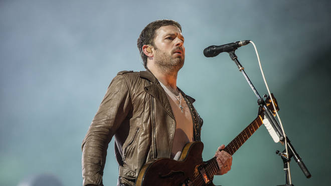 Kings of Leon's Caleb Followill in 2019