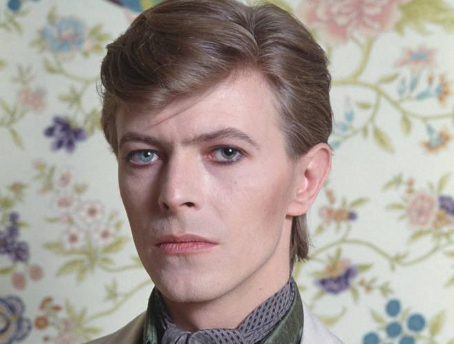 Bowie in Paris, June 1977