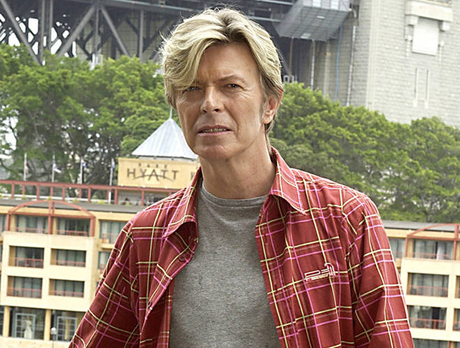 Bowie launches A Reality Tour in Australia, February 2004. He'd retire from live performing four months later after suffering a heart attack
