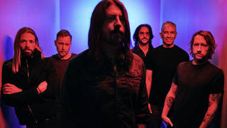 Foo Fighters press image 2021