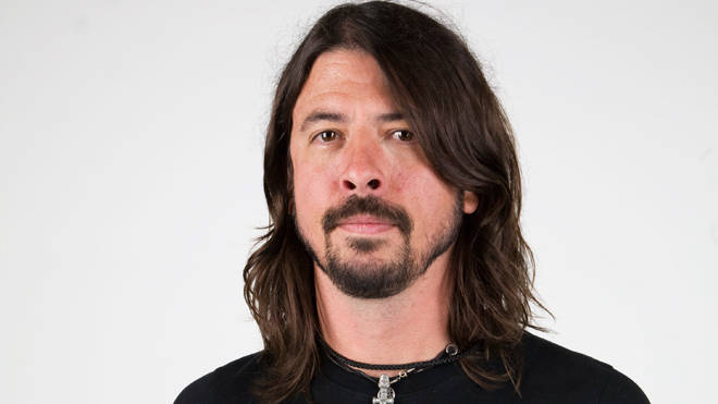 Dave Grohl in August 2008
