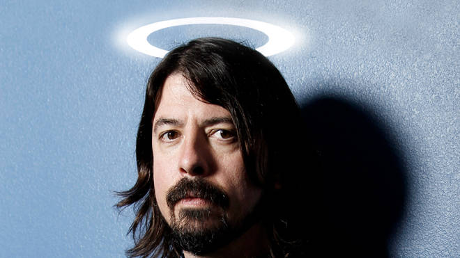 Dave Grohl - the nicest man in rock?
