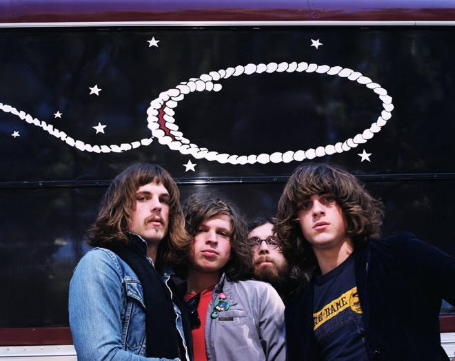 Kings Of Leon in 2003