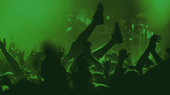 Have you ever taken part in a mosh pit? Then you could be GRUNGE
