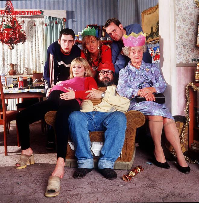 The Royle Family Christmas 2000