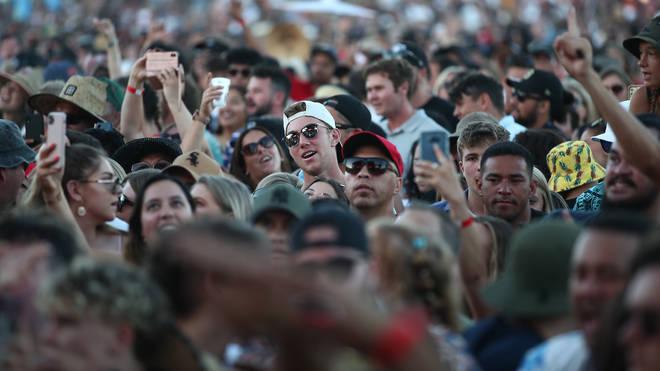 New Zealanders Attend SIX60 Saturdays Outdoor Concert