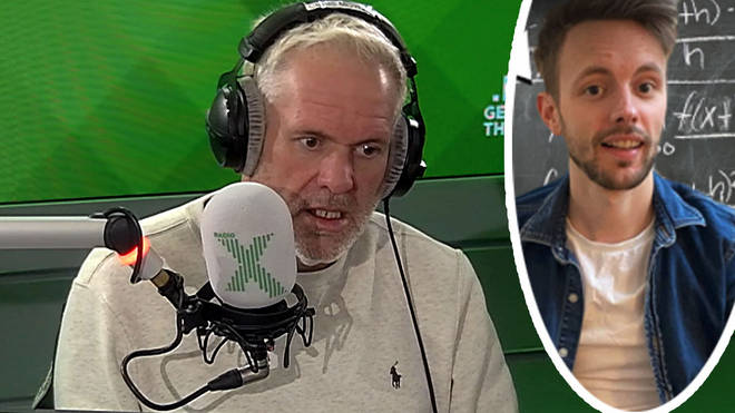 Chris isn't convinced by James' life-hacks on The Chris Moyles Show