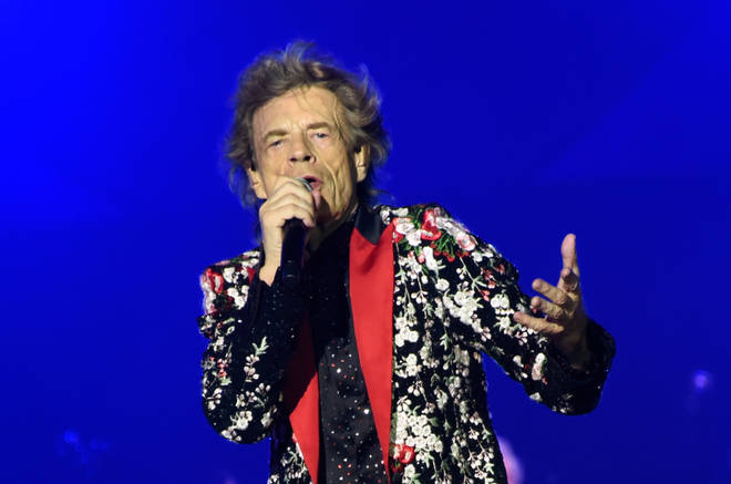 Mick Jagger of The Rolling Stones Hard rock 2019