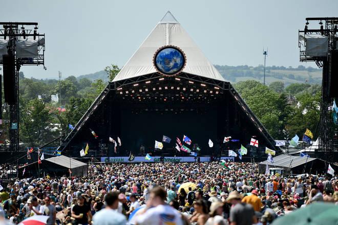 Glastonbury Festival 2019 Pyramid Stage