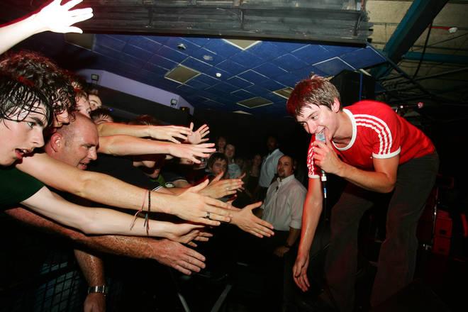 Arctic Monkeys live in Northampton, August 2005