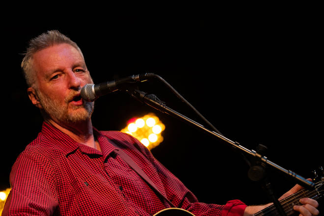 Billy Bragg Performs At Whelans, Dublin in 2019