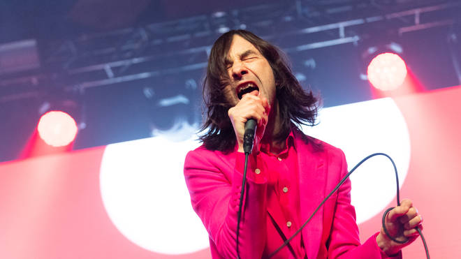 Primal Scream Perform At Barrowland Ballroom, Glasgow