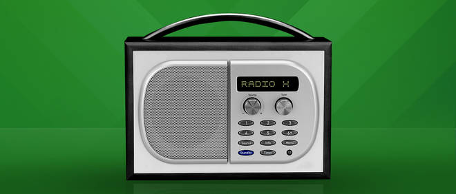 You can listen to Radio X on FM and DAB